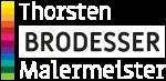 Malermeister Thorsten Brodesser Logo